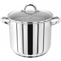 Stockpot With Glass Lid, 24cm