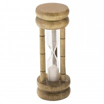 Kitchencraft 3 Minute Wooden Egg Timer