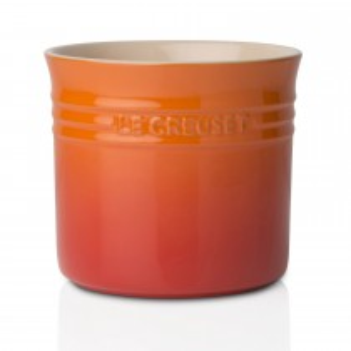 Le Creuset  Large Utensil Jar, Volcanic