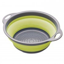 Kitchencraft Collapsible Colander with Handles 24cm