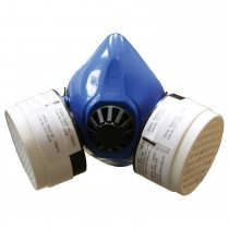 Worksafe Twin Cartridge Respirator