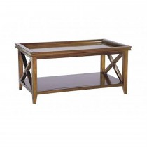 Casa Mahogany Oxford Coffee Table