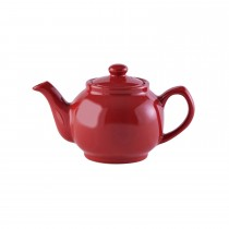 Price & Kensington Brights 2 Cup Teapot, Red