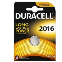 Duracell Electronics DL2016 3V 1 Pack