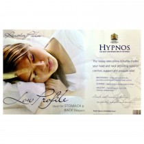 Hypnos Low Profile Latex Pillow