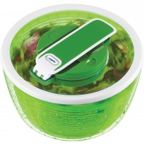 Zyliss Touch Salad Spinner, Green