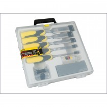 Stanley 5 Piece Chisel Set