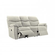 G Plan Henley 3 Seater Left Manual Recliner Sofa