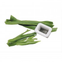 Kitchen Craft Traditional Wide Mouth Bean Slicer