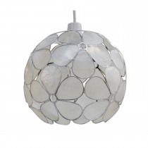 Casa Clear Florence Ball Shade