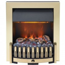 Dimplex Danville Optimyst Fire, Brass