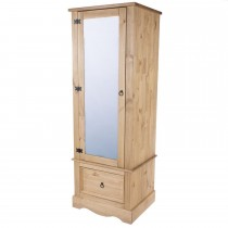 Corona Arimoire with Mirrored Door