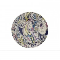 Monsoon Cosmic Salad Plate