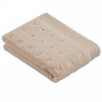 Vossen Country Style Guest Towel in Ivory