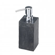Slate Rock Soap Dispenser