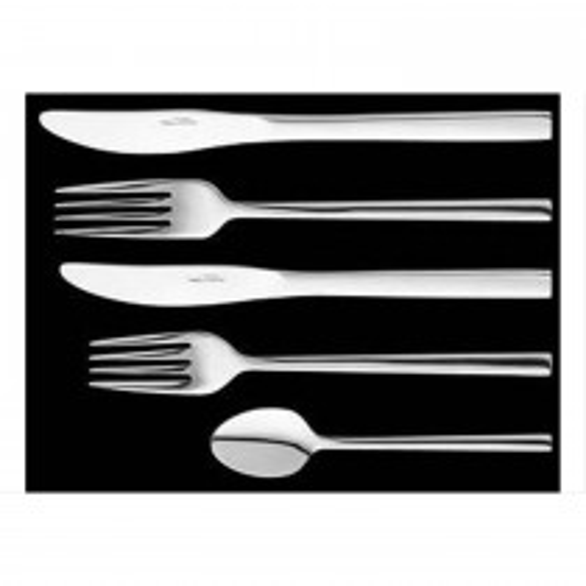 Stellar James Martin 24 Piece Cutlery Set