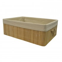Casa Bamboo Large Basket