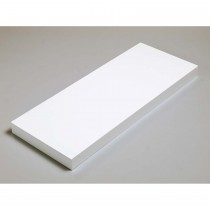 Core Products 600mm White Box Shelf Kit, Gloss White