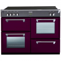 Stoves 444441858 Range Cooker, Wild Berry