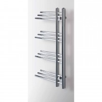 Fuji Heated Towel Rail, Chrome