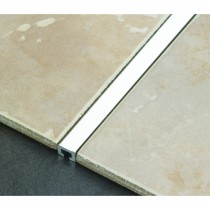 10mm Listello Feature Strip, Silver