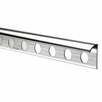 10mm Aluminium Trade Trim, Silver