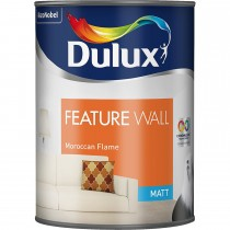 Dulux, Feature Wall, Moroccan Flame, 1.25L