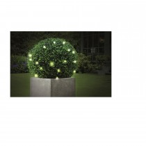 Gardman Pre Lit 20 LED Topiary Ball