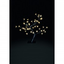 Premier 45cm Warm White Led Table Top Cherry Tree