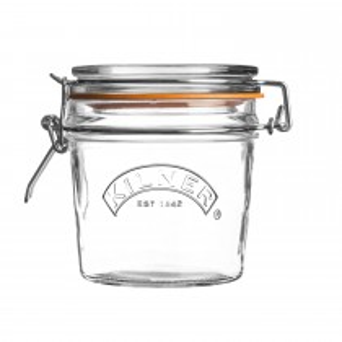 Kilner Round Clip Top Jar, 0.35 Litre