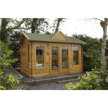 Alderley Log Cabin