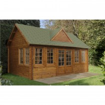 Cheviot Log Cabin