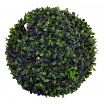 Artificial Boxwood Topiary Ball 27cm