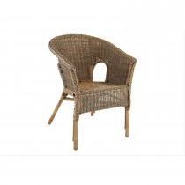Casa Boston Chair, Oak Wash