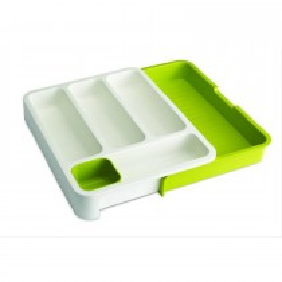 Joseph Joseph DrawerStore Expandable Cutlery Tray ,White