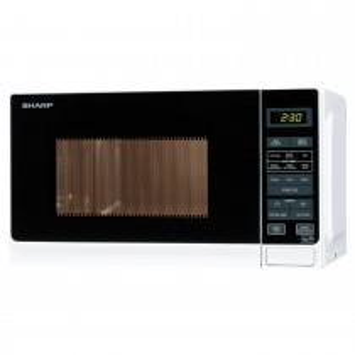 Sharp, R272WM Microwave, White