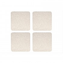 Monsoon Lucille Gold Coasters x 4