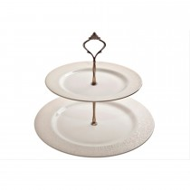 Monsoon Lucille Gold Cake Stand OUT OF STOCK UNTIL MARCH