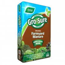 Gro-sure Farmyard Manure Compost, 50L