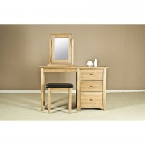 Casa Toulouse Single Pedestal Dressing Table