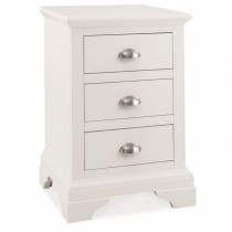 Casa Hampstead 3 Drawer Nightstand