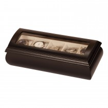 Java 5 Watch Box Glass Top