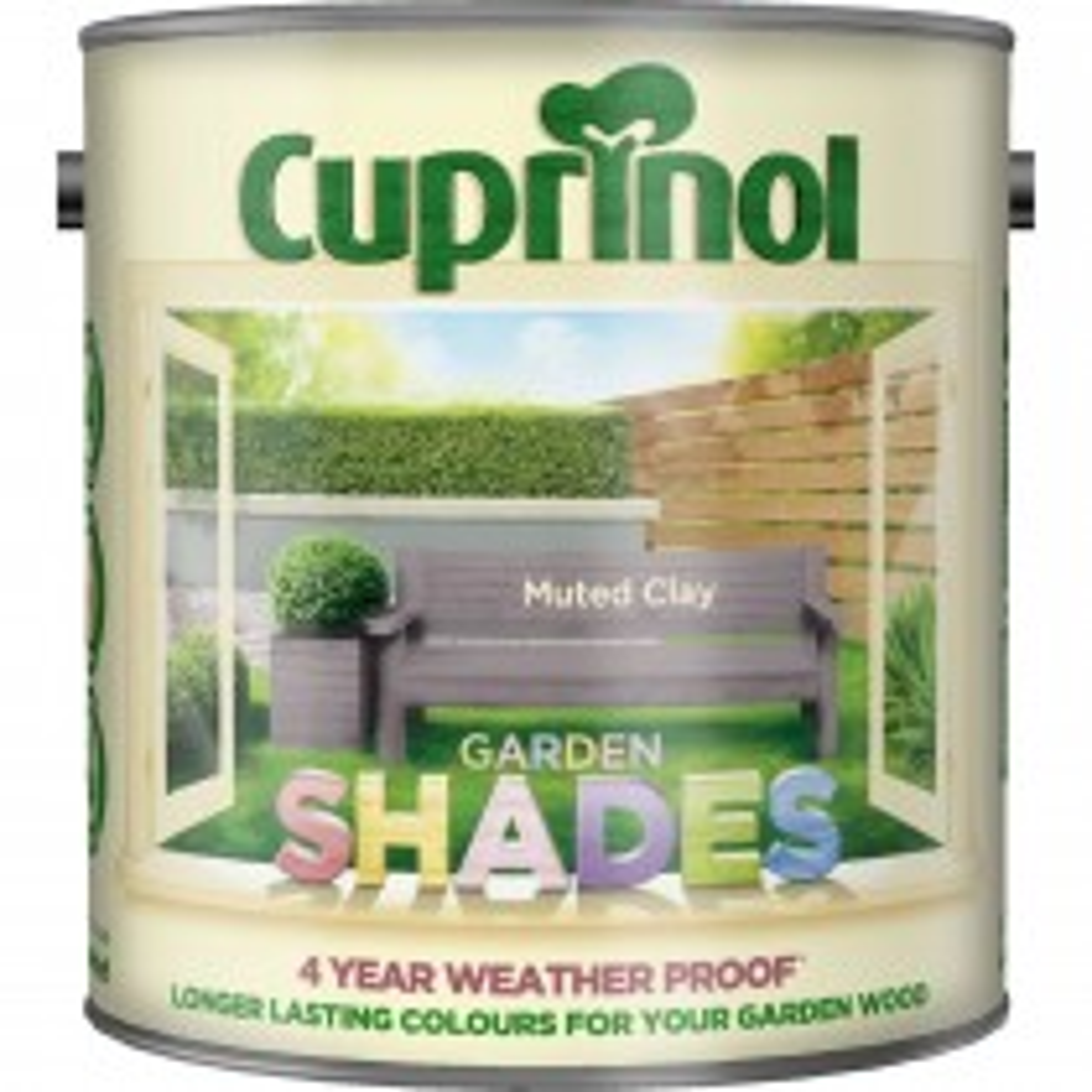 Cuprinol 2.5l Garden Shades Muted Clay