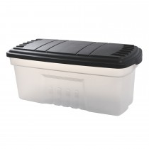 Curver Large Storage Crate with Lid