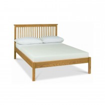 Casa Miami Double Low Foot End Bedstead