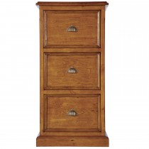 Casa Lifestyle 3 Drw Filing Cabinet