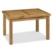 Casa Provence Draw Leaf Extending Table, American White Oak