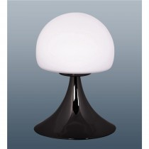 Jemima Touch Lamp, Gun Metal