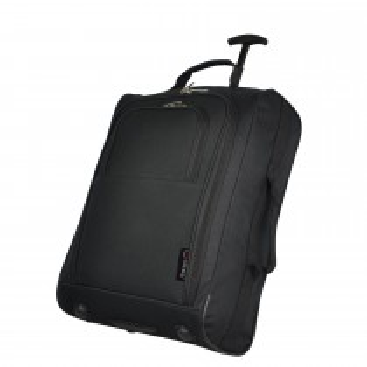5 Cities Cabin Bag 55cm, Black