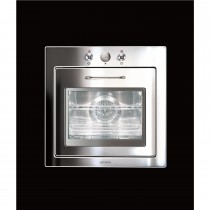 Smeg F67-7 Single Oven 60cm, Stainless Steel